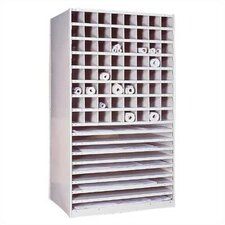 Special Purpose Units - Plan Storage Shelving Basic Unit