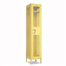 <strong>Penco</strong> Invincible II Single Tier 1 Wide Locker (Assembled)
