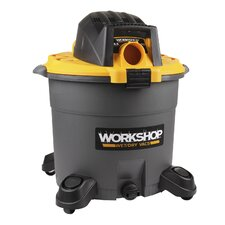 <strong>WORKSHOP Wet/Dry Vacs</strong> 16 Gal. 6.5 Peak HP High-Capacity Wet/Dry Vac