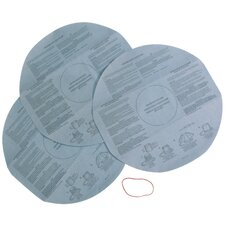Multi-Fit Filter Bags (Set of 3)