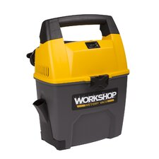 <strong>WORKSHOP Wet/Dry Vacs</strong> 3 Gal. 3.5 Peak HP Portable Wet/Dry Vac