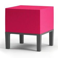 Primary Cube Ottoman