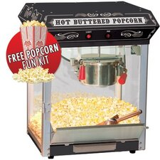 4 oz. Countertop Kettle Popcorn Machine