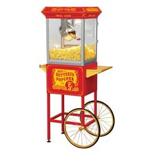 8 oz. Sideshow Hot Oil Kettle Popcorn Machine