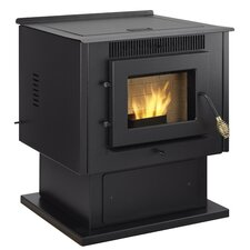 2,000 Square Foot Pellet Stove