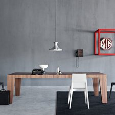 <strong>Pianca USA</strong> Cartagena Extendable Dining Table