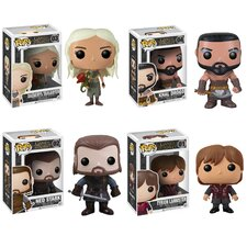 Game of Thrones Pop! Vinyl Figures 4 Piece Set