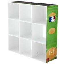 "MLB CubeIts 36"" Bookcase"