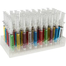 Counter Top Syringe Pen (Set of 60)