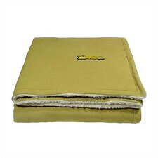 <strong>George SF</strong> Corduroy Pet Quilt in Lime