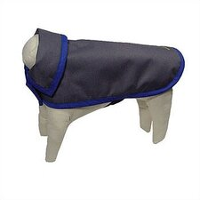 Rainproof Cordura Dog Jacket in Graphite