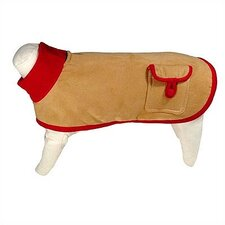 Bambi Ultrasuede Dog Jacket
