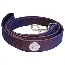 Studded Nylon Microfiber Dog Leash