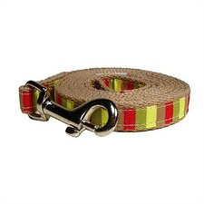 Mod-Stripe Cotton Tiny Dog Leash