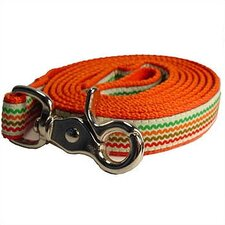 Rick-Rack Cotton Webbing Leash