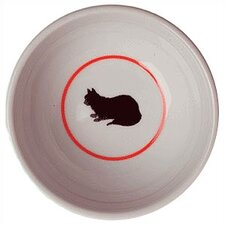 <strong>George SF</strong> Cameo Porcela Cat Bowl