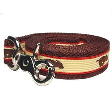 Running Dog Cotton Dog Leash