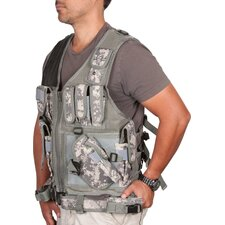 Digital Camouflage Tactical Outdoors Hunting Vest
