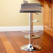 "<strong>RST Living</strong> Klein 21"" Adjustable Swivel Bar Stool (Set of 2)"