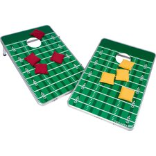 Portable 10 Piece Cornhole Game Set