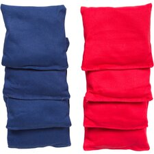 <strong>Tailgate360</strong> High Quality Bean Bags (Set of 8)