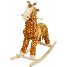 Rocking Giraffe by Lilly & James Toys