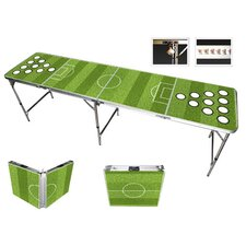 """96"""" L Soccer Sports Beer Pong Table"""