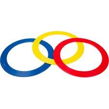 Juggling Rings (Set of 3)