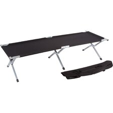 <strong>Trademark Innovations</strong> Portable Folding Camping Cot