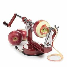 3 Piece Apple and Potato Peeler, Corer and Slicer