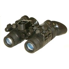 Dual Tube Gen 3 Night Vision Pinnacle Binocular 1x25