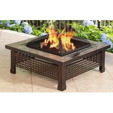 Bradford Outdoor Natural Slate Fire Pit