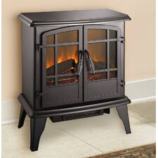 <strong>Pleasant Hearth</strong> 400 Square Foot Wood Stove Heater