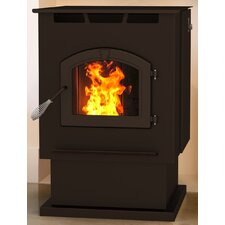 2200 Square Foot Pellet Burning Stove