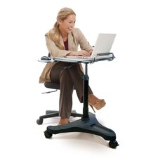 Deluxe Mobile Notebook Workstation