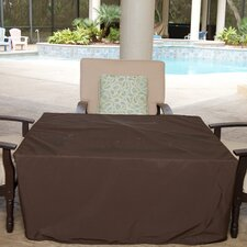 "Weathermax 48"" Square Fabric Cover"