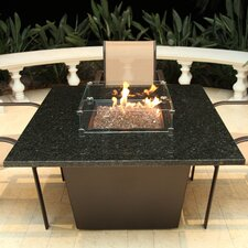 "Venice 44"" Square Fire Table"