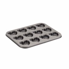 12-Cup Heart Molded Cookie Pan