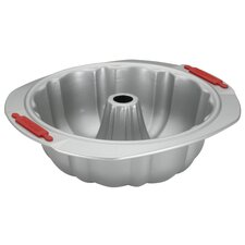 "Deluxe 9"" Nonstick Bakeware Fluted Mold Pan"