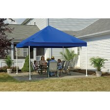 "12' x 12.' Decorative Canopy w/ 4 Leg 2"" Frame"