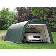12' Wide Round Style Shelter