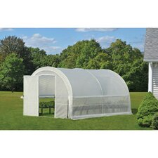 Pro RoundTop 10' W x 13' D  Greenhouse with Hinged Doors