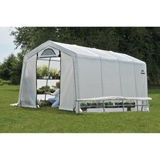 GrowIt 8' H x 10' W x 20' D Greenhouse-in-a-Box