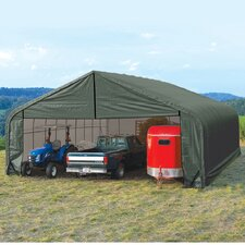 <strong>ShelterLogic</strong> 30' x 20'' x 16' Peak Style Shelter