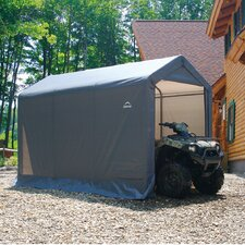6' x 12' x 8' Peak Style Storage Shed