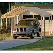 Super Max 12 Ft. W x 30 Ft. D Canopy