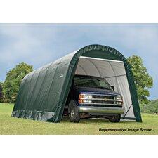 13' x 28' x 10' Round Style Shelter