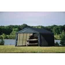 Peak 12 Ft. W x 28 Ft. D Shelter
