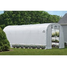 GrowIt Heavy Duty 12 Ft. W x 24 Ft. D Commercial Greenhouse