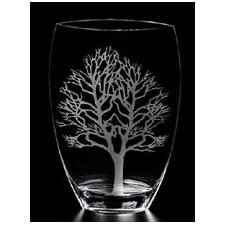 <strong>Badash Crystal</strong> Tree of Life Vase